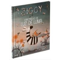 Ziggy y el espectáculo de luz de luna