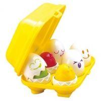 Huevos encajables y formas