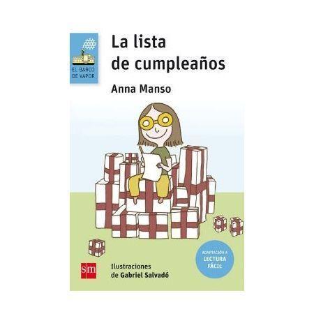 La lista de cumpleaños (lectura fácil)