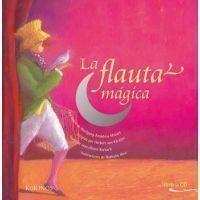La flauta mágica (libro + CD)