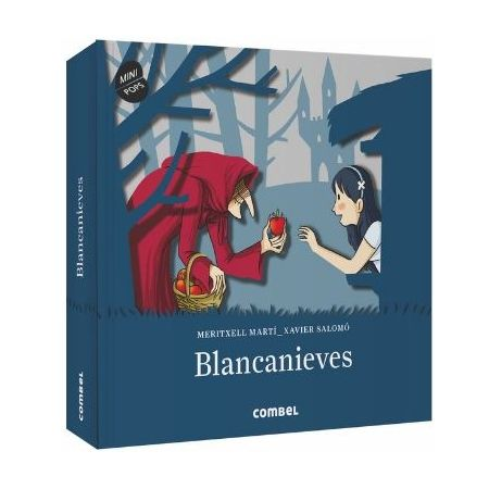 Blancanieves (Pop up Combel)