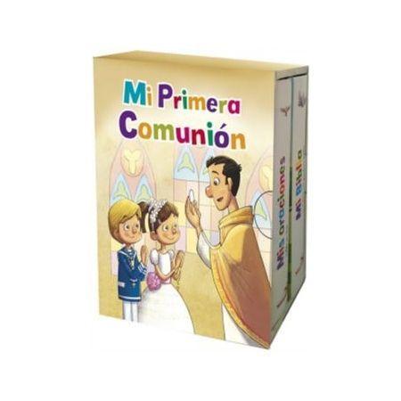 Estuche Mi Primera Comunión: Mi Biblia + Mis Oraciones