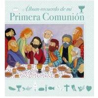 Álbum recuerdo de mi Primera Comunión - Con ilustración a color - Mod. C
