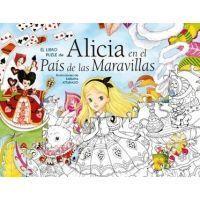 Alicia en el País de las Maravillas (Libro puzzle)