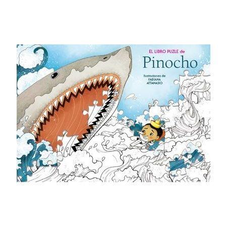 Pinocho (libro puzzle)