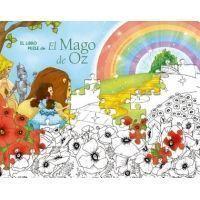 El Mago de Oz (libro puzzle)
