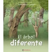 El árbol diferente (La autoestima)