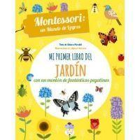 MI PRIMER LIBRO DEL JARDIN (Montessori)