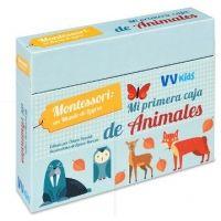 Mi primera caja de animales (Montessori)