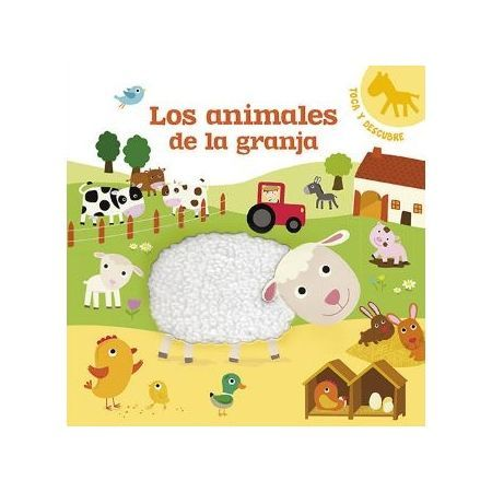 Los animales de la granja (texturas)