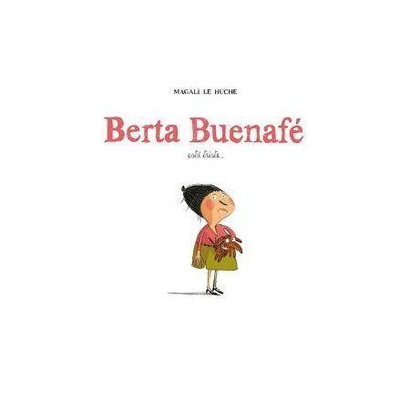 Berta Buenafé está triste