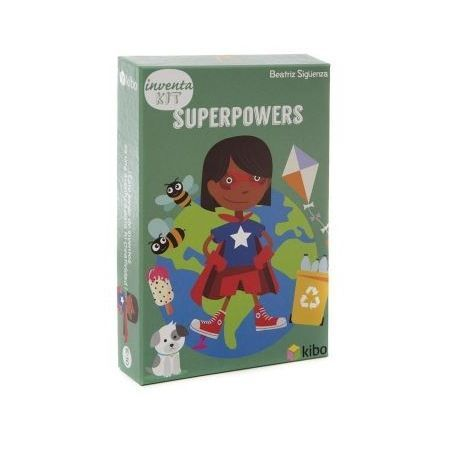 Superpowers juego cooperativo