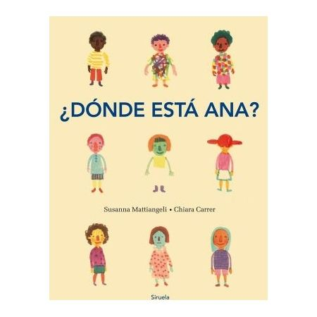 ¿Dónde está Ana?