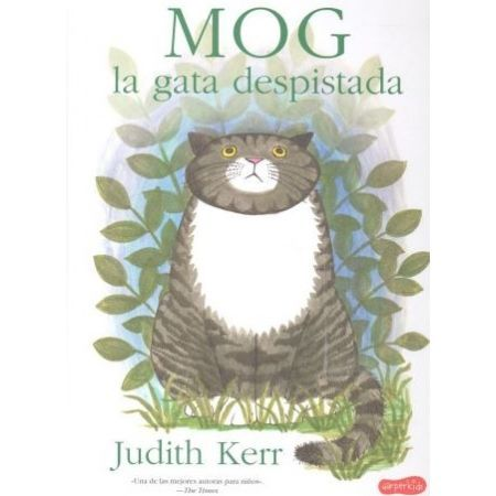 Mog, la gata despistada