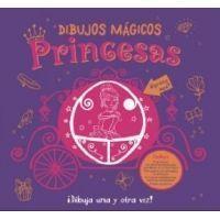 Dibujos mágicos. Princesas