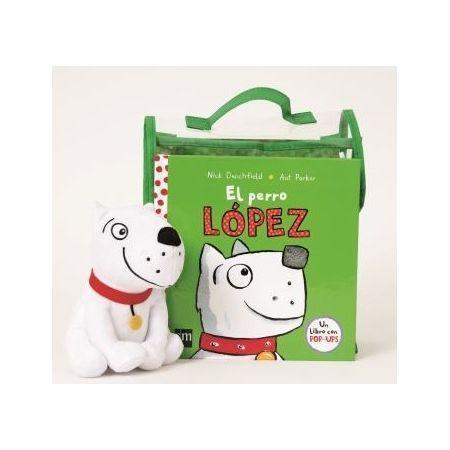 Pack El perro López (con peluche)
