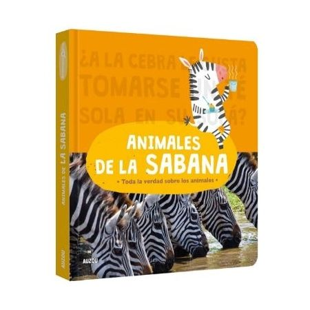 Animascopio: Animales de la Sabana