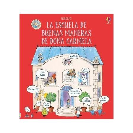 La escuela de buenas manera de Doña Carmela