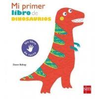 Mi primer libro de dinosaurios. Texturas