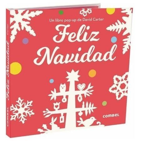 FELIZ NAVIDAD (Pop up David Carter)