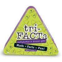Tri-Facta juego de multiplicación y división