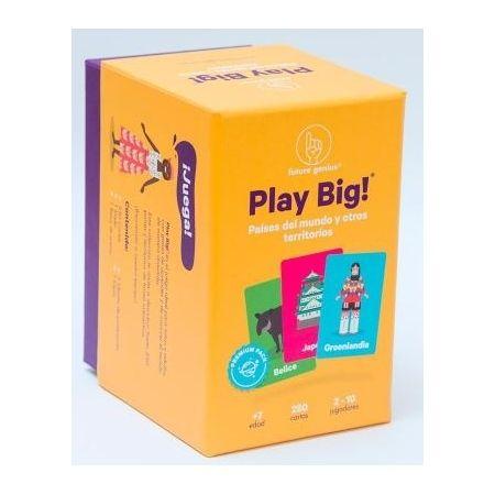 Play Big países del mundo Premium pack