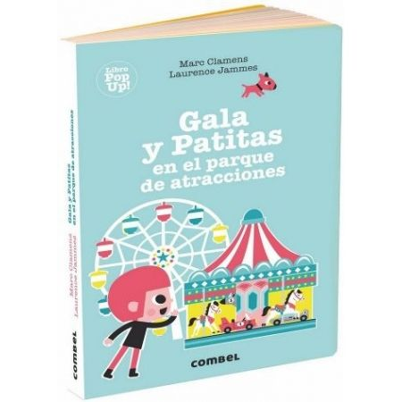 Gala y Patitas en el parque de atracciones (POP UP)