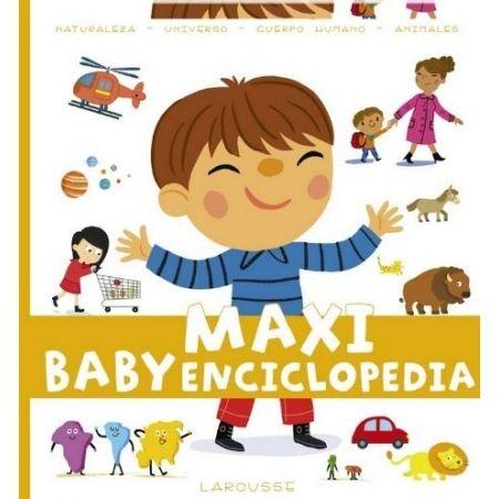 Maxi Baby Enciclopedia Larousse