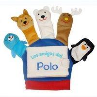 Mis amigos del polo (libro guante )
