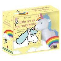 Este no es mi unicornio (con peluche)