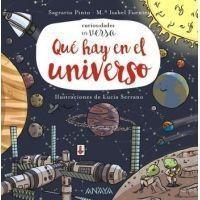 Curiosidades en verso: Qué hay en el universo