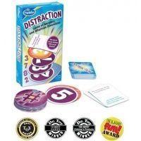 Distraction juego de cartas