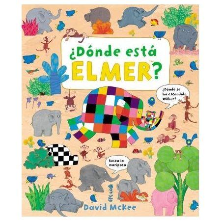 ¿Dónde está Elmer?
