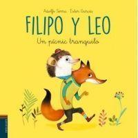 FILIPO Y LEO. Un pícnic tranquilo