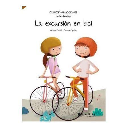 La excursión en bici. LA FRUSTRACIÓN