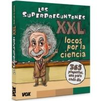 Los Superpreguntones XXL.¡Locos por la ciencia!