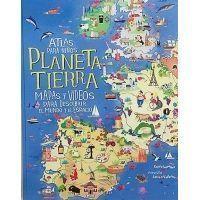 Atlas para niños del Planeta Tierra