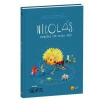 NICOLÁS COMPARTE CON MUCHO ARTE