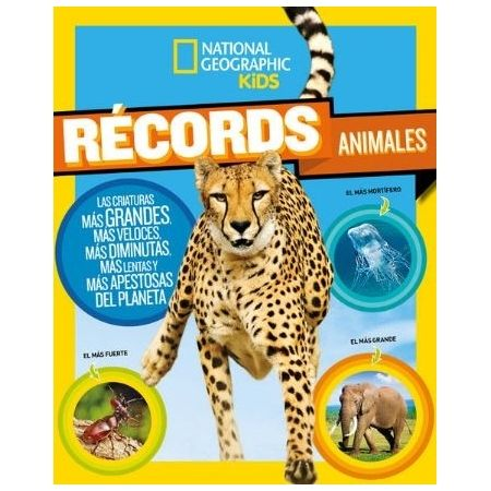 Récords Animales