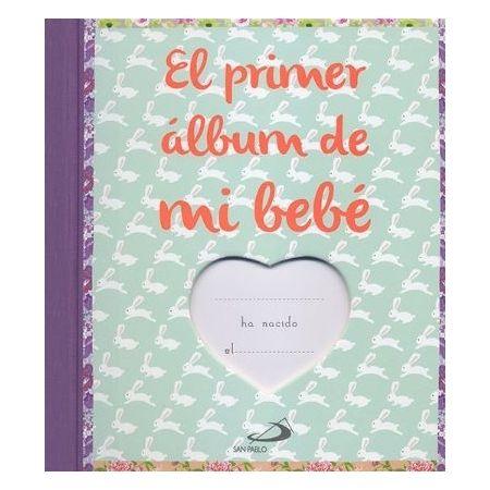 El primer álbum de mi bebé