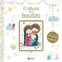 El álbum de tu bautizo