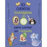 10 cuentos inolvidables para contar en 1 minuto