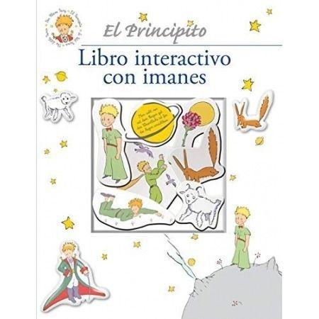 El Principito. Libro interactivo con imanes