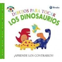 Dibujos para tocar. Los dinosaurios