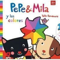 PEPE & MILA Y LOS COLORES