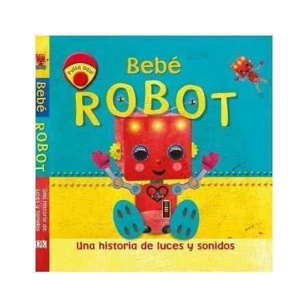 Bebé Robot (luces y sonidos)