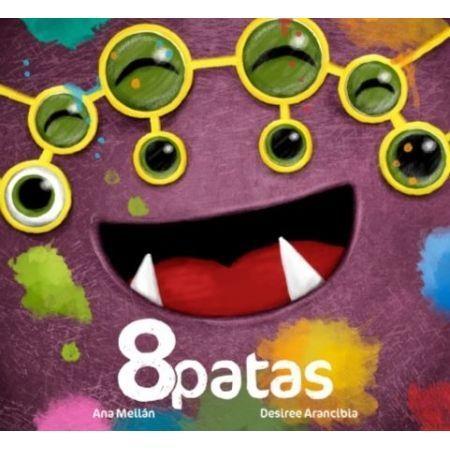 8 PATAS (Ana Meilán)