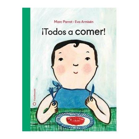 TODOS A COMER (Incluye CD)
