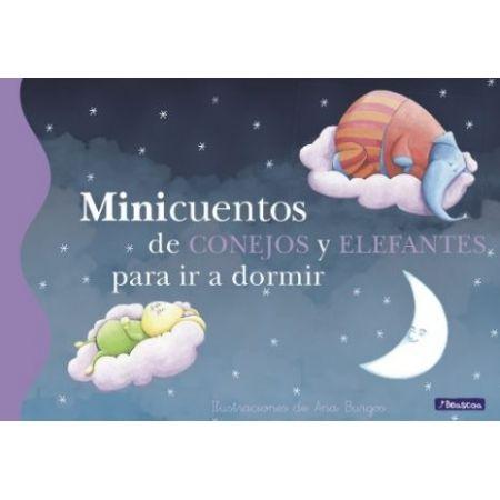 MINICUENTOS CONEJOS Y ELEFANTES PARA IR A DORMIR