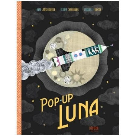 POP UP LUNA (Ideaka - Edelvives)